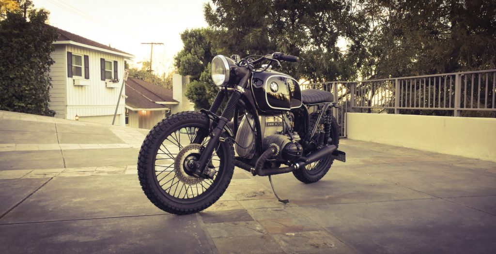 1975 BMW R75/6 After