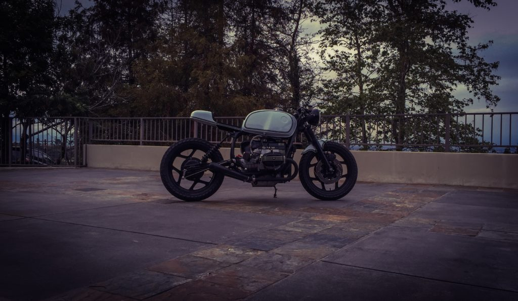 BMW R100RS Cafe Racer by Troydon