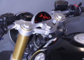 Oshmo Racer Top Clamp Motoscope Pro